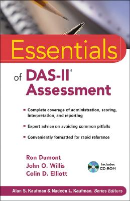 Essentials of DAS-II Assessment By Dumont, Ron/ Willis, John O./ Elliott, Colin D.