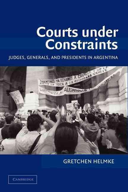 Courts Under Constraints By Helmke, Gretchen